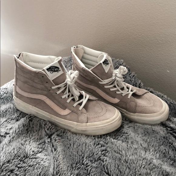 vans shoes waterproof